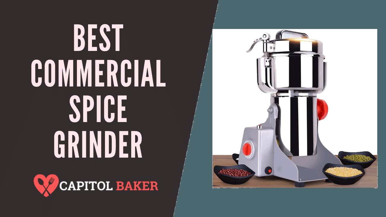 best commercial spice grinder