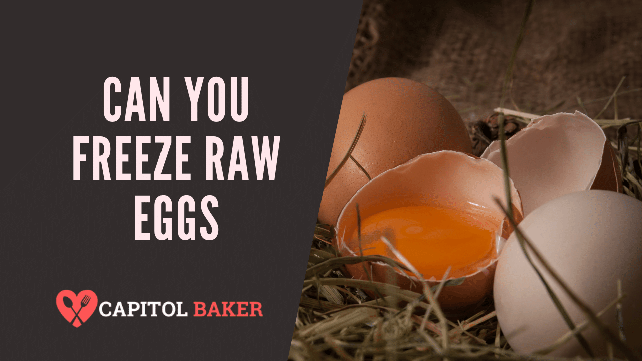 Can You Freeze Raw Eggs? (Yes, Here's the Answer)